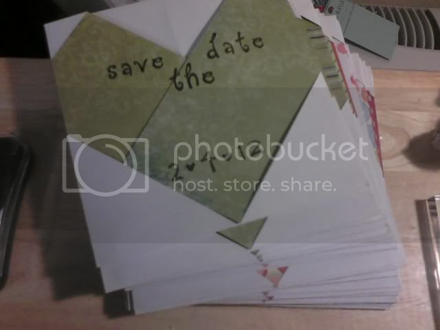 DIY Save The Dates photo 4