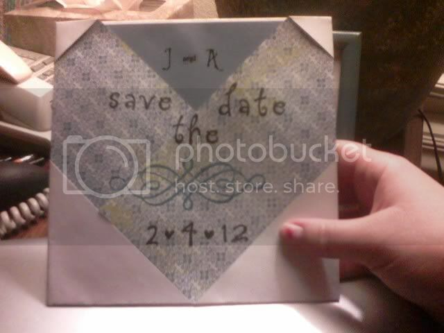 DIY Save The Dates photo 6