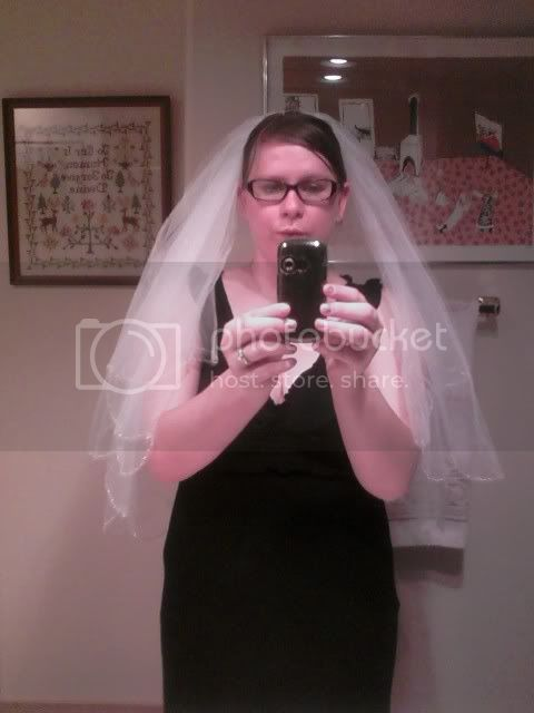 Got my veil D photo 2